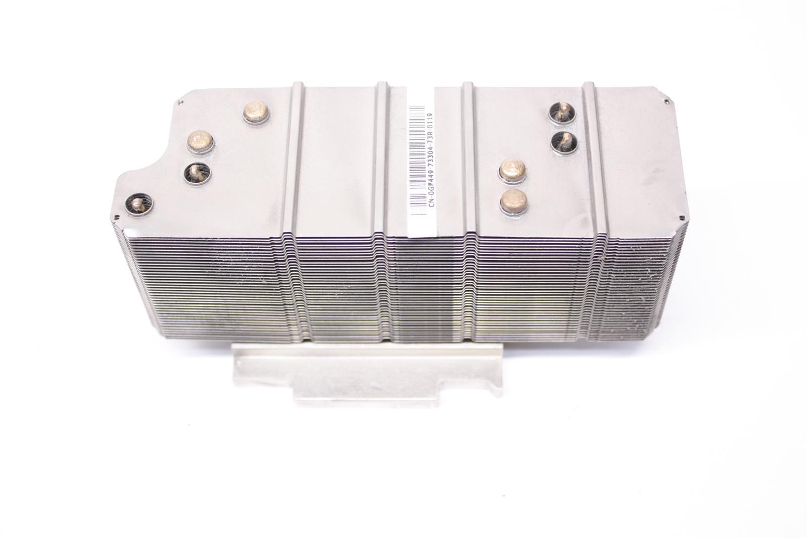 Dell PowerEdge 2950 Server Xeon CPU Heatsink 0GF449