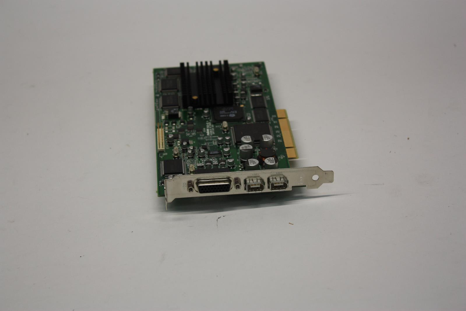 Matrox RT2500//KIT//N 7025-02 63039620179 PCI Video Editing Capture Card